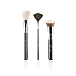 Sigma Beauty 3 pc It Girl Brush Set