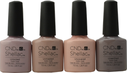 CND Shellac 4 pc The Nude Collection