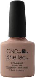 CND Shellac Uncovered (UV / LED Polish)
