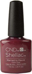 CND Shellac Married To The Mauve (UV / LED Polish)