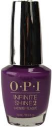 OPI Infinite Shine Purpletual Emotion (Week Long Wear)