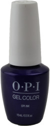 OPI Gelcolor OPI Ink (UV / LED Polish)