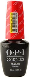 OPI Gelcolor I Stop For Red (UV / LED Polish)