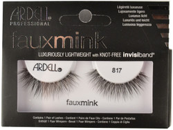 Ardell Lashes FauxMink 817 Black Ardell Lashes