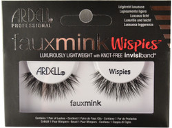 Ardell Lashes FauxMink Wispies Black Ardell Lashes