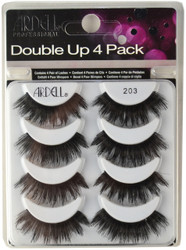 Ardell Lashes Double Up 4 Pack 203 Black Ardell Lashes