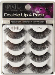 Ardell Lashes Double Up 4 Pack 204 Black Ardell Lashes