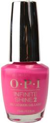 OPI Infinite Shine No Turning Back From Pink Street (Week Long Wear)