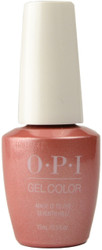 OPI GelColor Made It To The Seventh Hill! (UV / LED Polish)