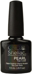 CND Shellac UV Pearl Top Coat (0.25 fl. oz. / 7.3 mL)