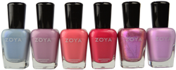 Zoya 6 pc Thrive Collection