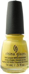 China Glaze Werk It Honey!