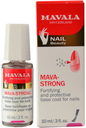 Mavala Mava-Strong Fortifying And Protective Nail Base Coat (10mL)