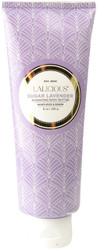 Lalicious Small Sugar Lavender Hydrating Body Butter (8 oz. / 226 g)
