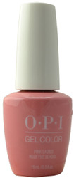 OPI GelColor Pink Ladies Rule The School (UV / LED Polish)