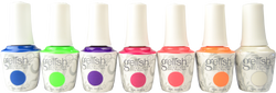 Gelish 7 pc Make A Splash Collection