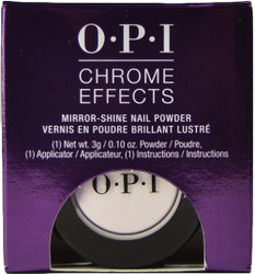 OPI Amethyst Made The Short List Chrome Powder