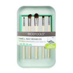EcoTools 5 pc Daily Defined Eye Brush Set