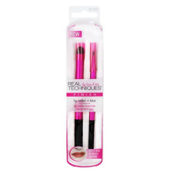 Real Techniques 2 pc Lip Colour + Blur Set