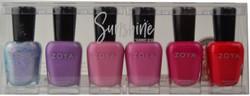 Zoya 6 pc Sunshine Collection A