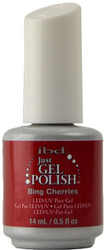IBD Gel Polish Bing Cherries (UV / LED Polish)