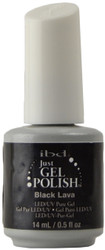 IBD Gel Polish Black Lava (UV / LED Polish)