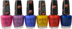 OPI 6 pc Pop Culture Collection