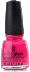 China Glaze Fuchsia Fanatic nail polish
