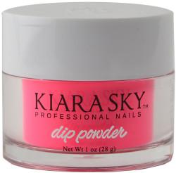 Kiara Sky Don't Pink About It Acrylic Dip Powder (1 oz. / 28 g)