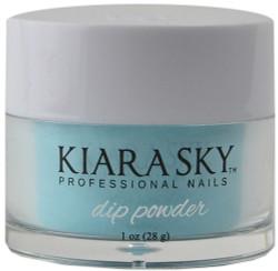 Kiara Sky The Real Teal Acrylic Dip Powder (1 oz. / 28 g)