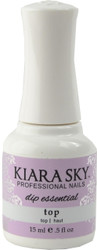 Kiara Sky Top for Dip Powder (0.5 fl.oz. / 15 mL)