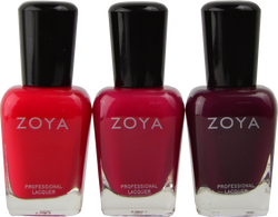 Zoya 3 pc Jelly Brites Trio