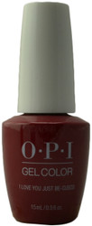 OPI Gelcolor I Love You Just Be-Cusco (UV / LED Polish)