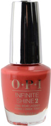 OPI Infinite Shine My Solar Clock Is Ticking (Week Long Wear)