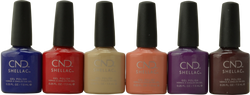 CND Shellac 6 pc Wild Earth Collection