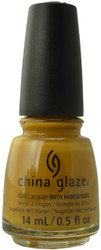 China Glaze Mustard The Courage