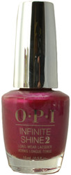 OPI Infinite Shine Peru-B-Ruby (Week Long Wear)