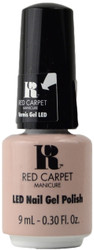 Red Carpet Manicure Cozy Is The New Chic (UV / LED Polish)