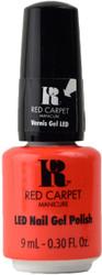 Red Carpet Manicure Riding On Rodeo (UV / LED Polish)