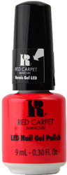 Red Carpet Manicure Shot Caller (UV / LED Polish)