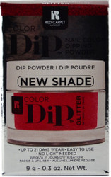 Red Carpet Manicure Red Carpet Glow Color Dip Powder