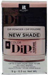 Red Carpet Manicure Brewed Nude Color Dip Powder