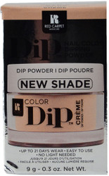 Red Carpet Manicure Bold & Bare Color Dip Powder