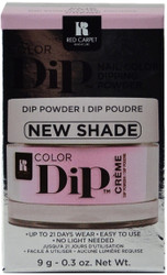Red Carpet Manicure Plie Pink Color Dip Powder