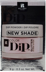 Red Carpet Manicure Modeled After Me Color Dip Powder