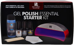 Gel Polish Essential Starter Kit by Red Carpet Manicure