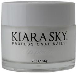 Kiara Sky Pure White Dip Powder (2 oz. / 56 g)
