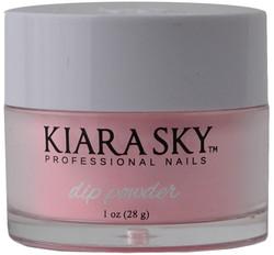 Kiara Sky Tickled Pink Acrylic Dip Powder (1 oz. / 28 g)