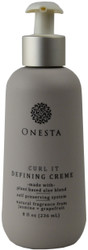 Onesta Hair Curl It Defining Crème (8 fl. oz. / 236 mL)