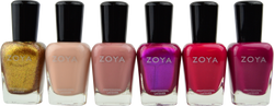 6 pc Jubilee Collection A by Zoya
